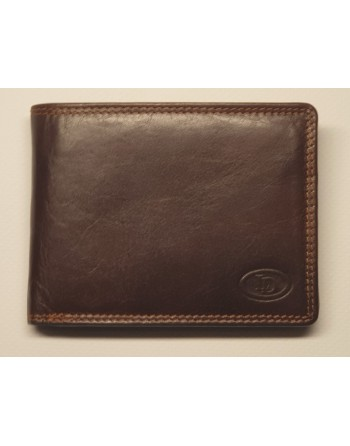 Leather design portemonnee...